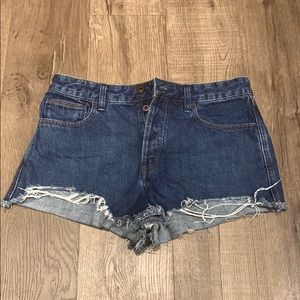 Free People Cut Off Short